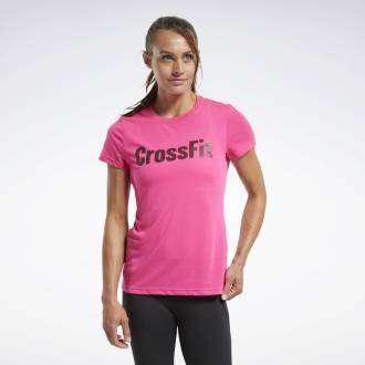 Dámské tričko Reebok CrossFit CrossFit Read Tee - FS7614