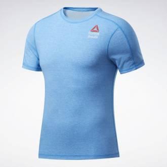 Pánské tričko Reebok CrossFit AC + Cotton Tee Games - FS7641