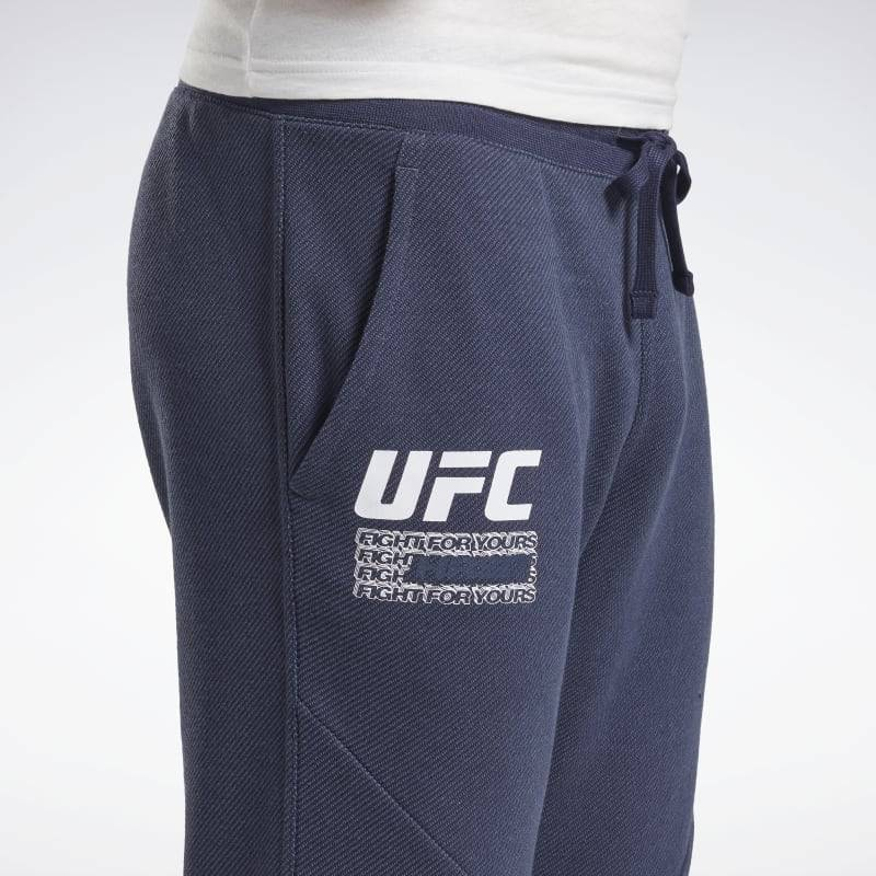 Pánské tepláky UFC FG FIGHT WEEK JOGGER - FU1288