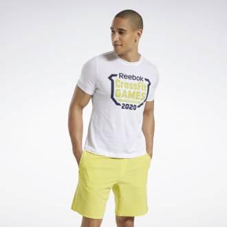 Pánské tričko Reebok CrossFit Games Crest Tee - FU1870