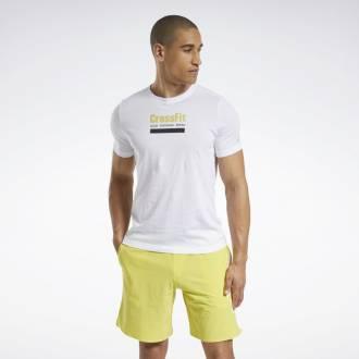 Pánské tričko Reebok CrossFit Prepare Tee - FU1881