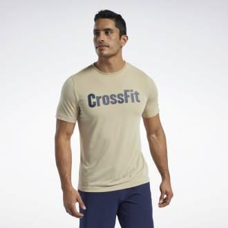 Pánské tričko Reebok CrossFit CrossFit Read Tee - FU1906