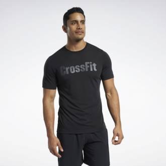 Pánské tričko Reebok CrossFit CrossFit Read Tee - FU1908