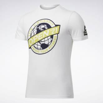 Pánské tričko Reebok CrossFit 2021 Open Tee - FU1945