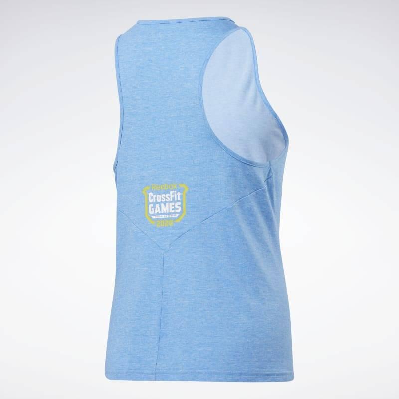 Dámský top Reebok CrossFit AC + Cotton Tank Games - FU2108