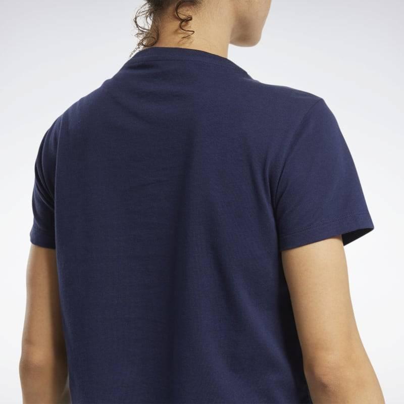 Dámské tričko Reebok CrossFit Fittest On Earth Tee - FU2176