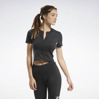 Dámské tričko Workout MYT Crop - FU2415