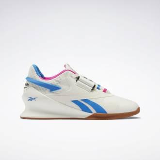 Dámské boty Legacy Lifter II - Bílá/Modrá/Růžová