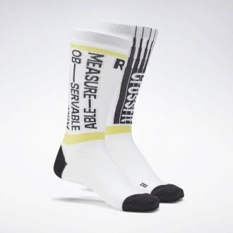 Ponožky CrossFit ENG CREW SO - GD9232