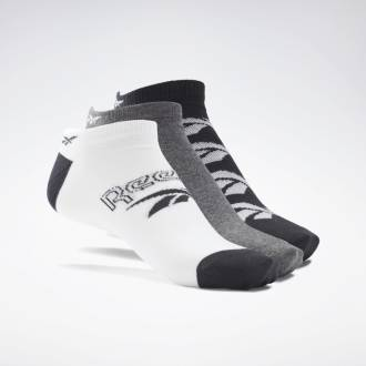 Ponožky 3P INVISIBLE SOCK - GH0091 Reebok