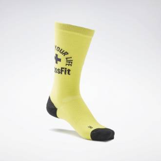 Ponožky CrossFit ENG CREW SO - GH1555