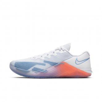 Dámské boty Nike Metcon 5 Premium - bílá/modrá
