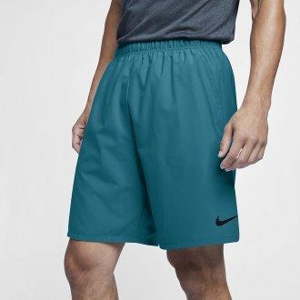 Pánské šortky Nike Pro FLEX SHORT WOVEN 2.0 - tyrkysové