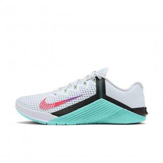 Dámské tréninkové boty Nike Metcon 6 - gray/flash