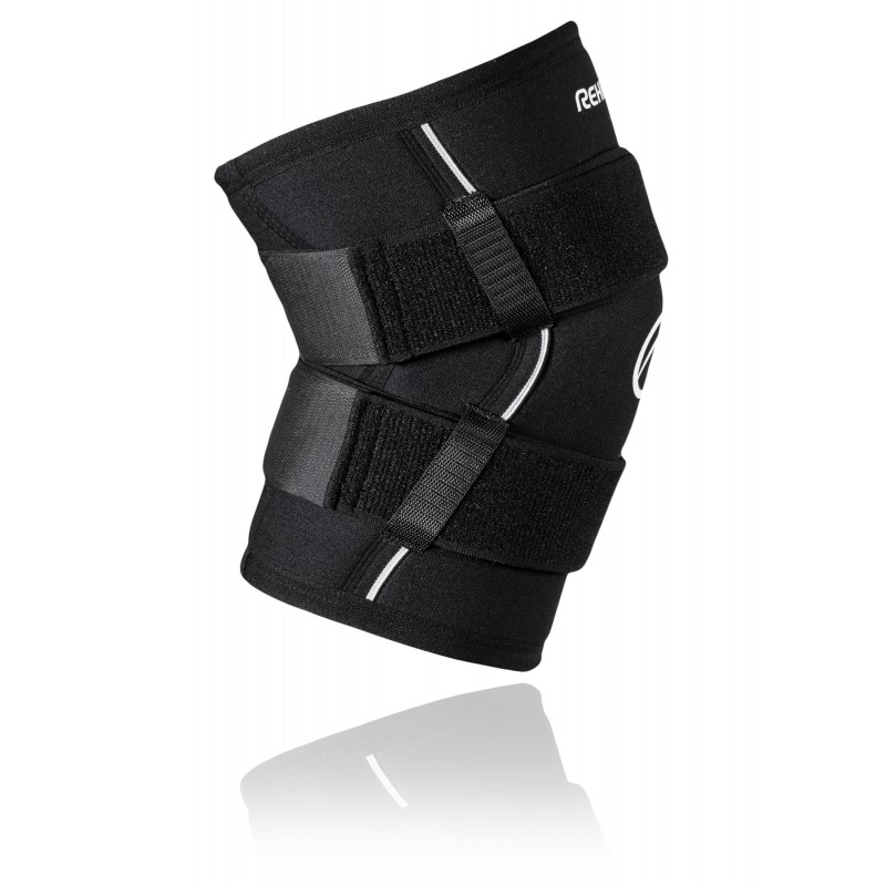 Kolenní bandáž Strong Man 135406 X-RX 7mm Rehband