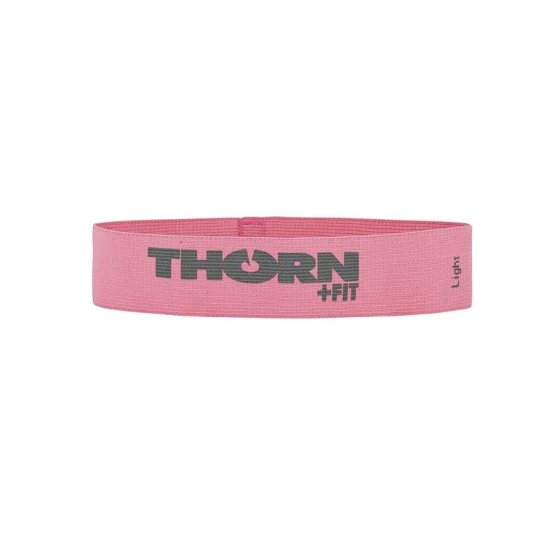 Textilní odporová guma LADY růžová -light -14 kg