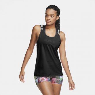 Dámský top Nike ICNCLSH ELASTKIA black