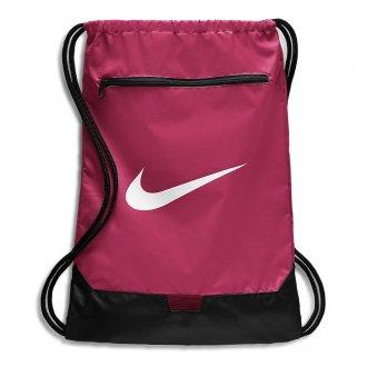 Tréninkový Gym Sack / pytel Nike Brasilia RUSH PINK