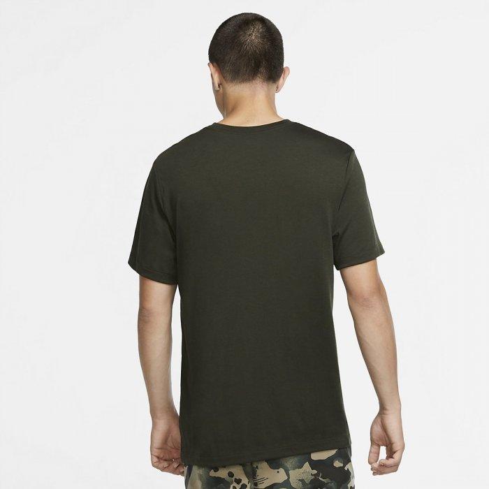 Pánské tričko Nike Athlete green CU8512-355
