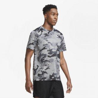 Pánské tričko Camo Training T-Shirt grey