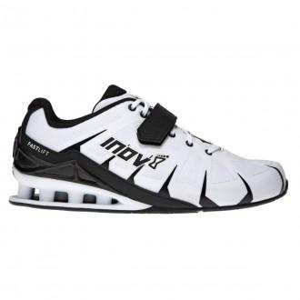 Pánské boty na vzpírání Fastlift Gamma 360 white/black