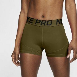 Dámské funkční šortky Nike Np 3- olive