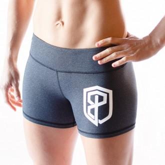 Dámské šortky Renewed Vigor Booty Shorts (Heather Grey)