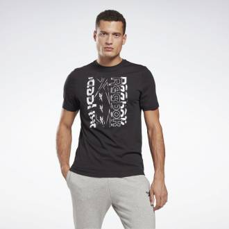 Pánské tričko Vector Graphic Tee - GJ0533