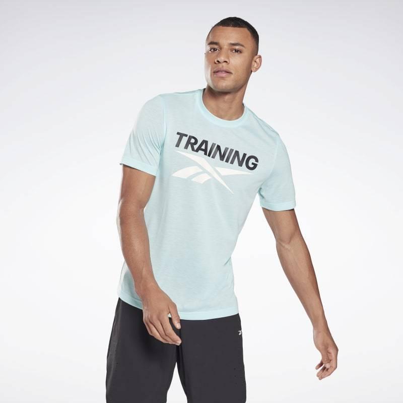 Pánské tričko Reebok Training Tee - GL2822