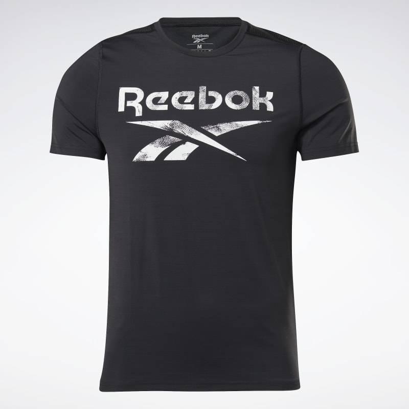 Pánské tričko Workout AC GRAPHIC SS Q1 - GL3172