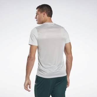 Pánské tričko Workout AC GRAPHIC SS Q1 - GN5380