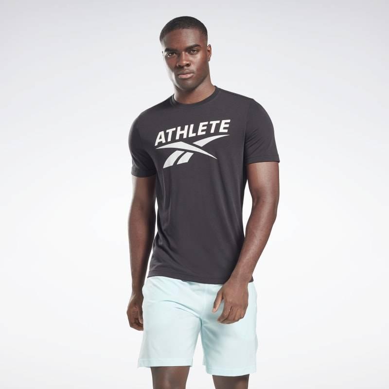 Pánské tričko Reebok Athlete Tee - GP4464