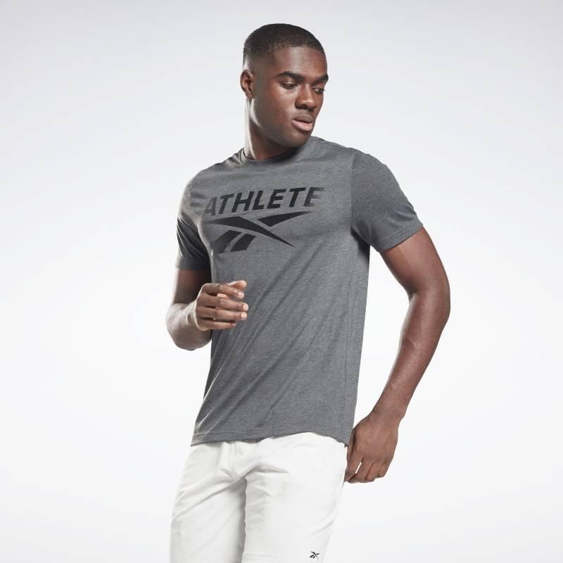 Pánské tričko Reebok Athlete Tee - GP4467