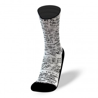 Ponožky Hero Wods White - Socks