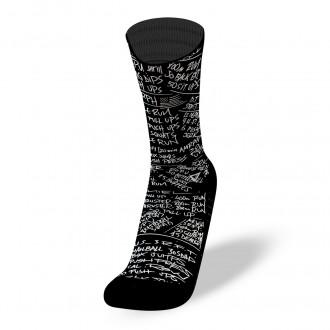 Ponožky Hero Wods - Socks