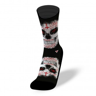 Ponožky INK SKULL - Socks