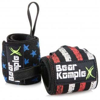 Bear KompleX Wrist Wraps