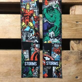 Zpevňovač zápěstí STORMS Wrist Wraps - Marvel