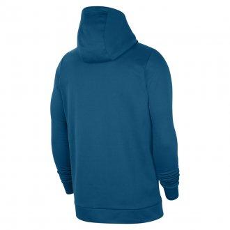 Mikina Nike Therma - modrá