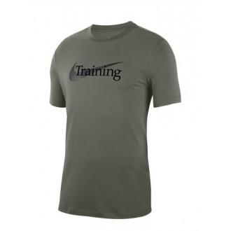 Pánské tričko Swoosh Training - Light army
