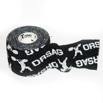 Thumb tape Orság - délka 6.9 m (černá)