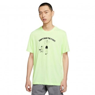 Pánské tričko Nike Dri Fit - Cant Fake The Pump