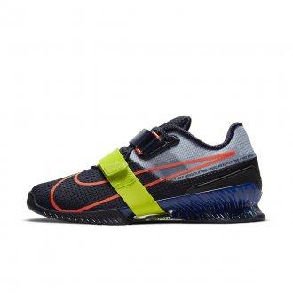 Vzpěračské boty Nike Romaleos 4 - BLACKENED BLU
