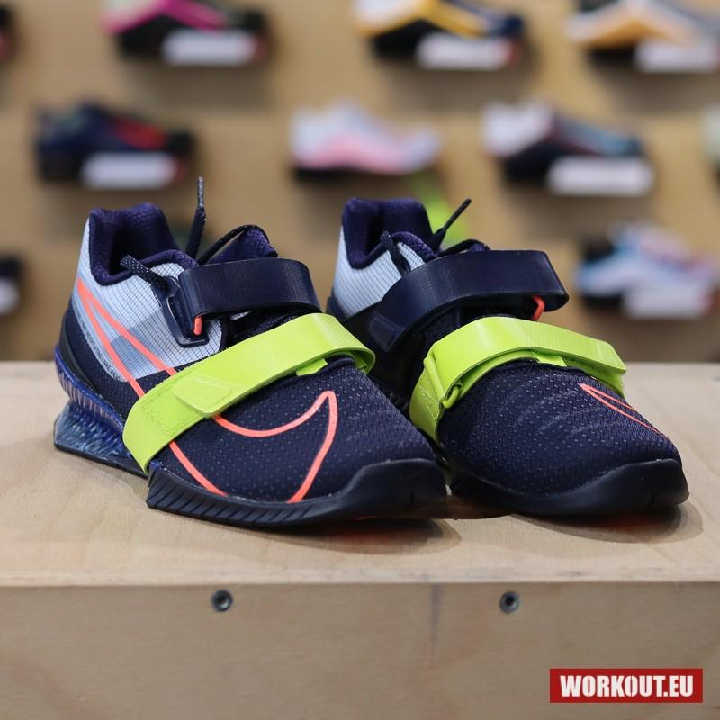 Pánské boty Nike Romaleos 4 - BLACKENED BLU