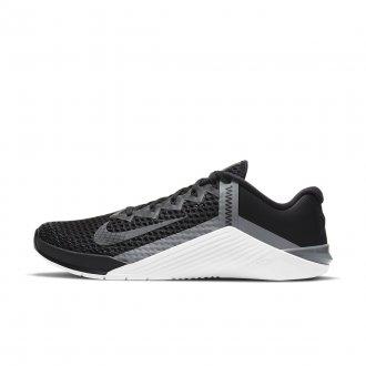 Pánské tréninkové boty Nike Metcon 6 - Black/Iron Grey