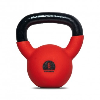 Kettlebell Thorn+fit (RED) 6 kg