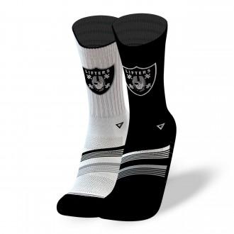 Ponožky Oakland Lifters - Bílé