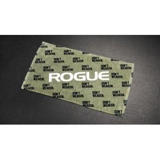 Ručník Rogue Dont weaken - Military Green