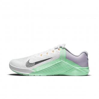 Dámské tréninkové boty Nike Metcon 6 - white/dk smoke grey