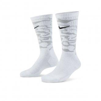 Tréninkové ponožky Nike black/grey/white